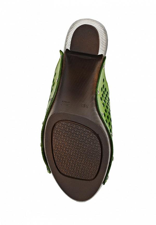 Женские сабо на каблуке Benta 3001: изображение 2