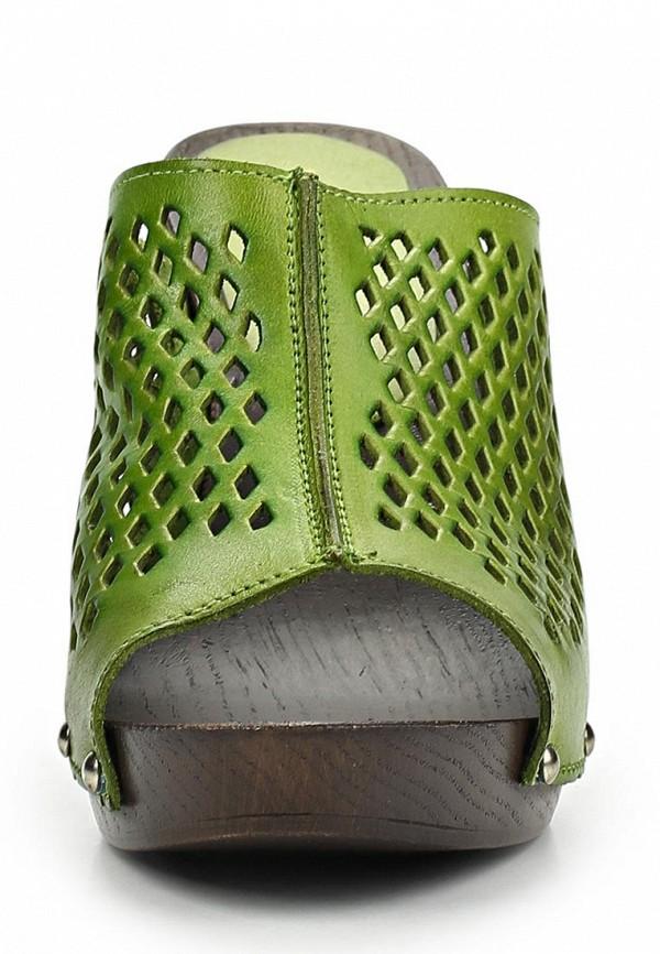 Женские сабо на каблуке Benta 3001: изображение 3
