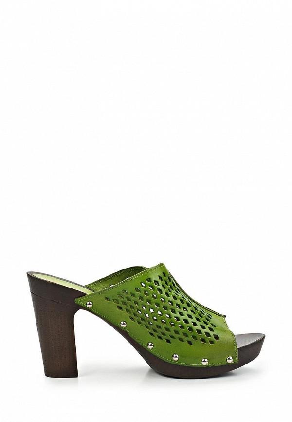 Женские сабо на каблуке Benta 3001: изображение 4