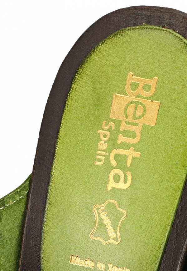 Женские сабо на каблуке Benta 3001: изображение 6
