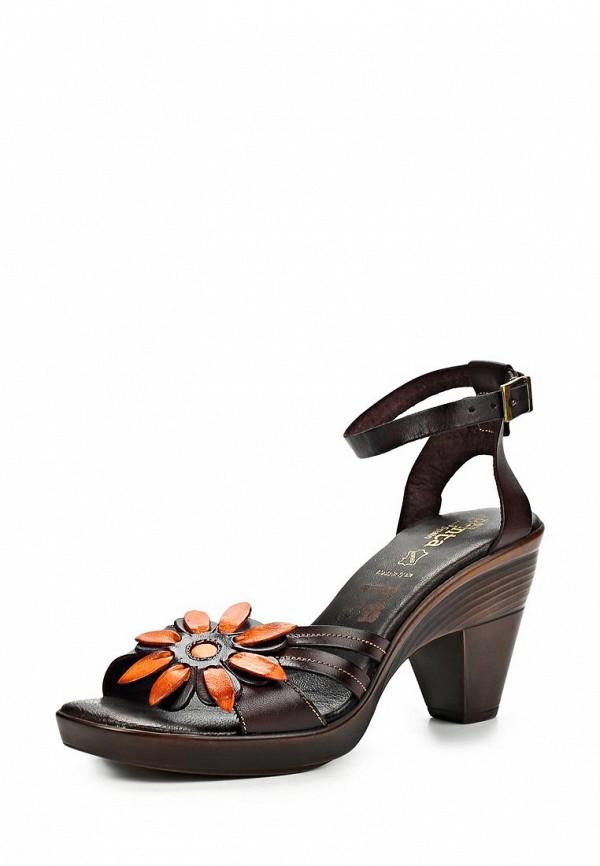 Босоножки на каблуке Benta 806: изображение 2