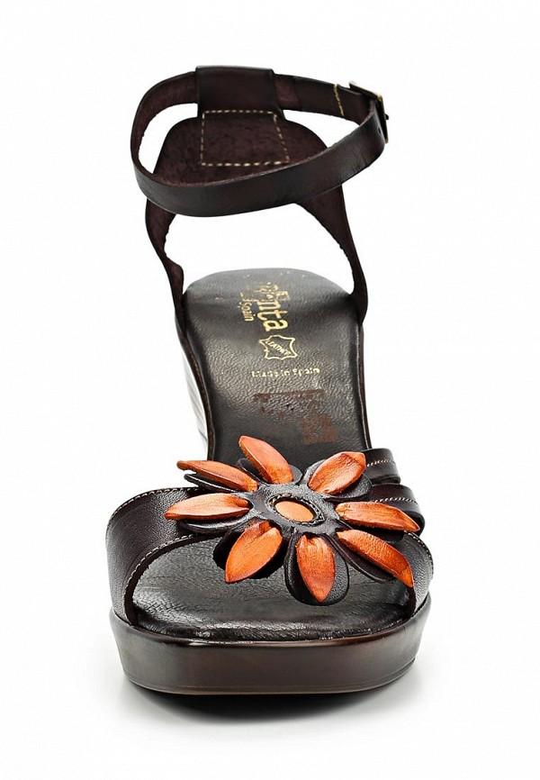 Босоножки на каблуке Benta 806: изображение 6