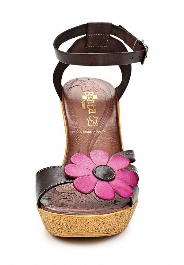 Босоножки на каблуке Benta 806: изображение 18