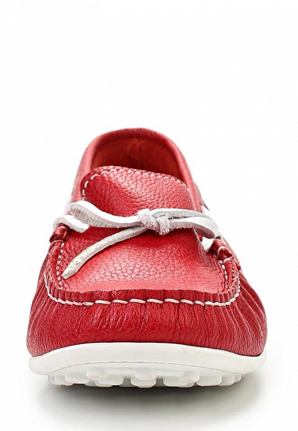 фото Мокасины женские Beppi BE099AWBCU05, красные