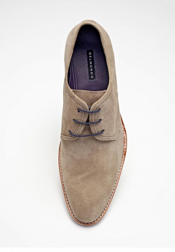 Мужские туфли Belmondo 657710/E: изображение 5