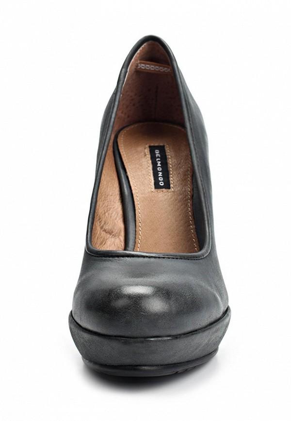 Туфли на платформе Belmondo 428634/M: изображение 4