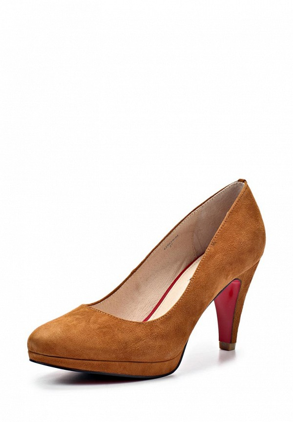 Туфли на каблуке Belmondo 429610/M: изображение 1