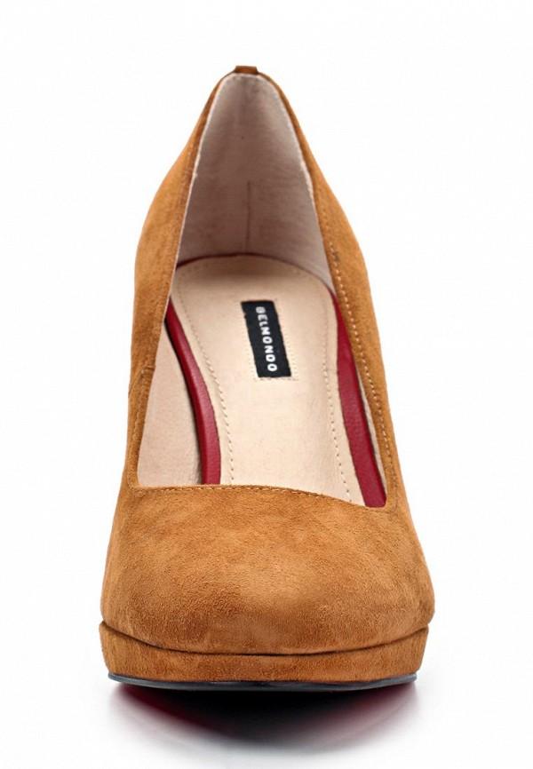 Туфли на каблуке Belmondo 429610/M: изображение 4
