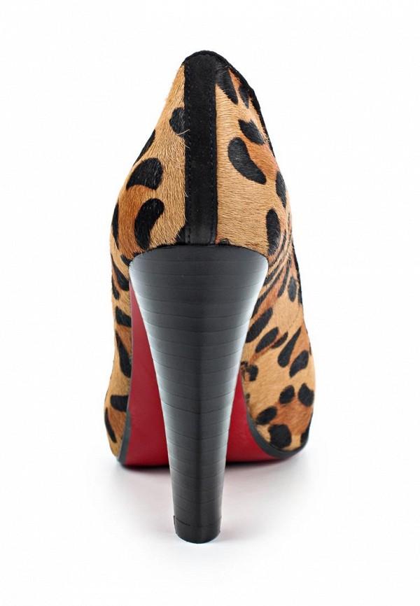 Туфли на каблуке Belmondo 426608/M: изображение 2