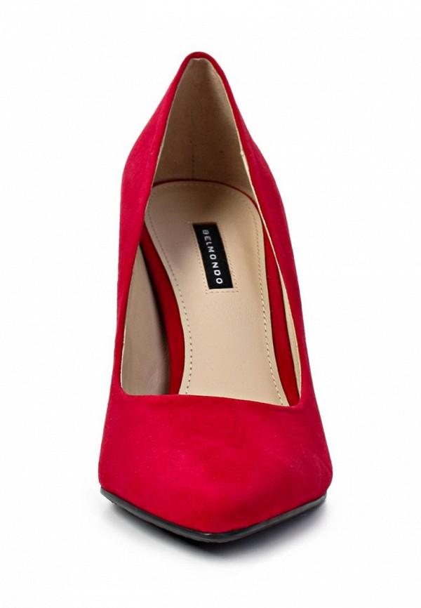 Туфли на каблуке Belmondo 428630/M: изображение 4
