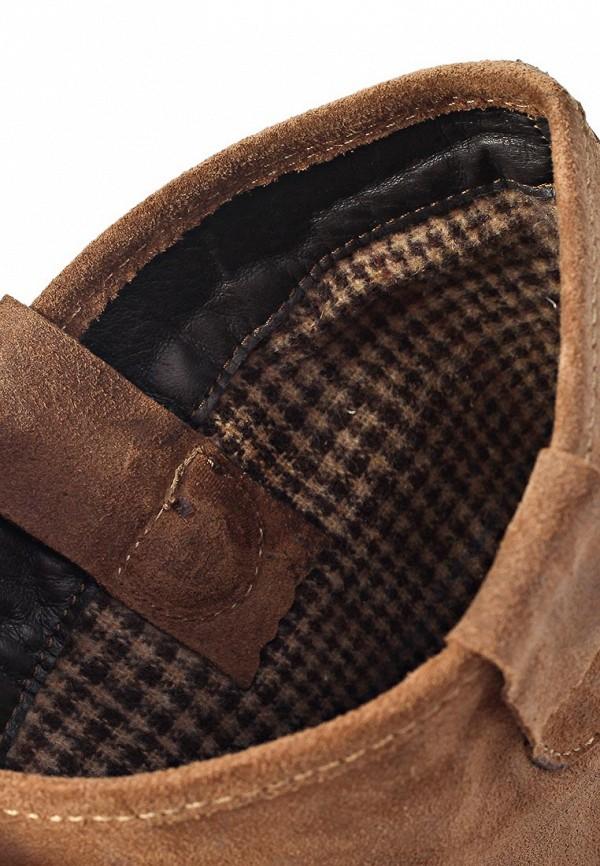 фото Сапоги женские Belmondo BE344AWIQ495, коричневые замшевые