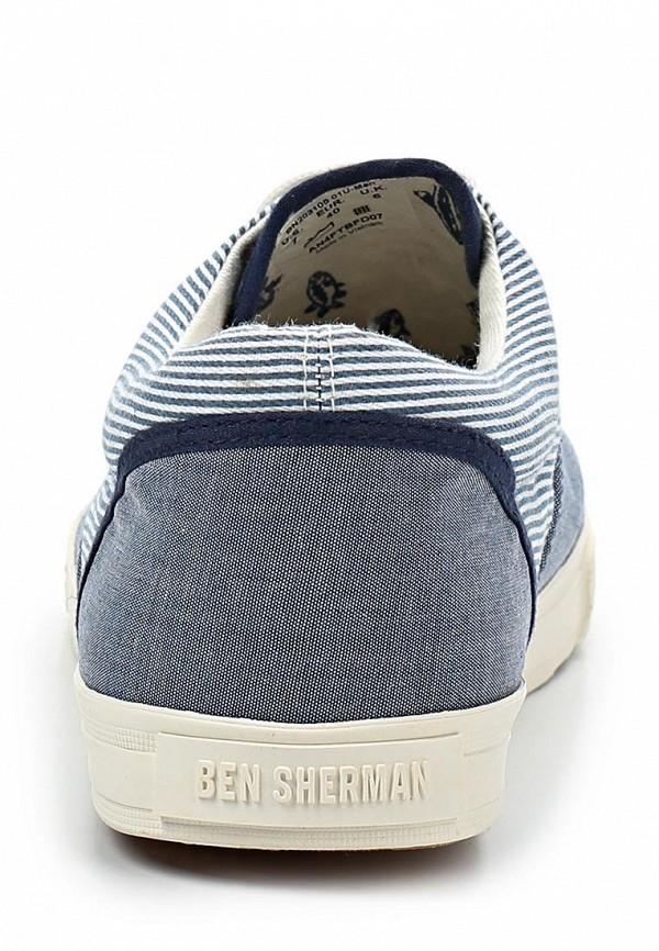 Мужские кеды Ben Sherman 155.bn203105..01u: изображение 2