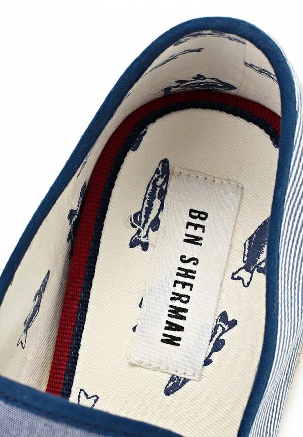 Слипоны Ben Sherman 155.bn199103..01u: изображение 7