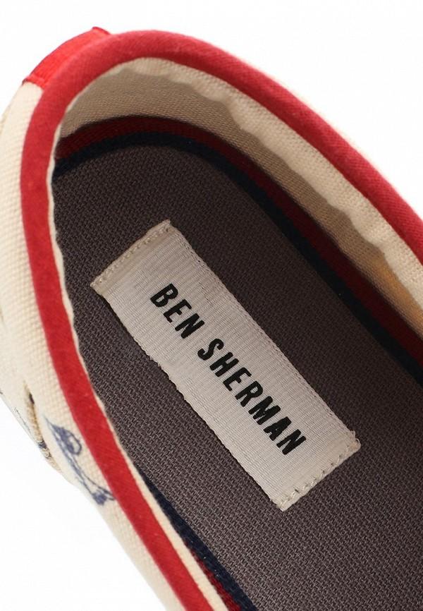 Слипоны Ben Sherman 155.BN200120..I31: изображение 7