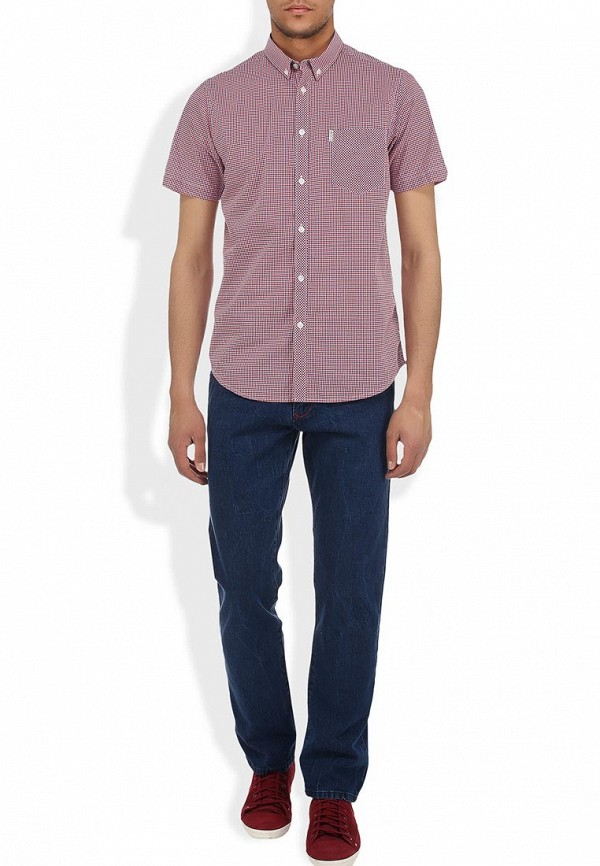 Рубашка с коротким рукавом Ben Sherman 101.ma10200.mf1.d87: изображение 7