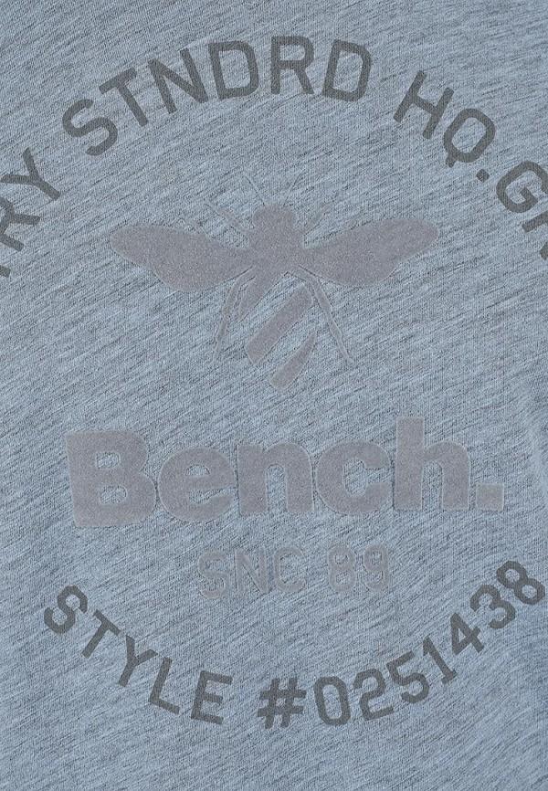 Футболка с надписями Bench 170.BMGA3112..BL137X: изображение 4