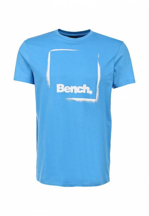 Футболка с надписями Bench 170.BMGA2960..BL152: изображение 2