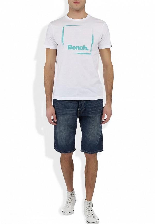 Футболка Bench 170.BMGA2960..WH001-GR237: изображение 3