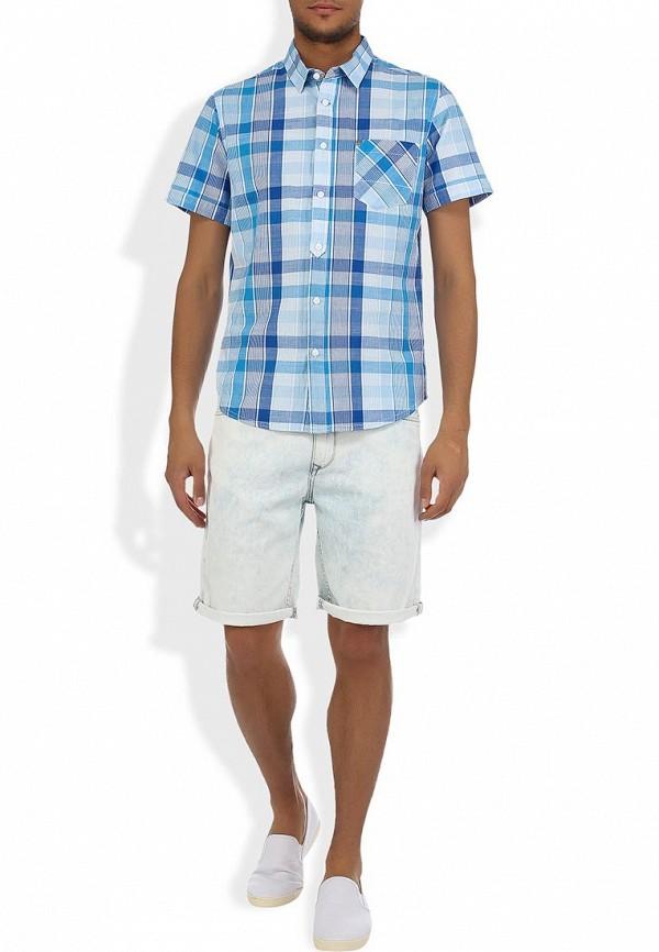 Рубашка с коротким рукавом Bench 170.BMAA1154G..BL161: изображение 6