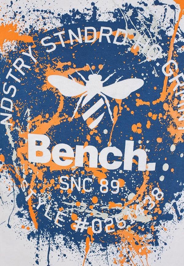 Футболка с надписями Bench 170.BMGA3300..WH001: изображение 6