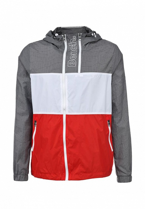 Джинсовая куртка Bench 170.BMKA1678..GY149-RD038: изображение 1