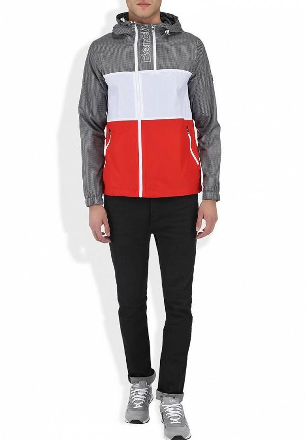 Джинсовая куртка Bench 170.BMKA1678..GY149-RD038: изображение 4
