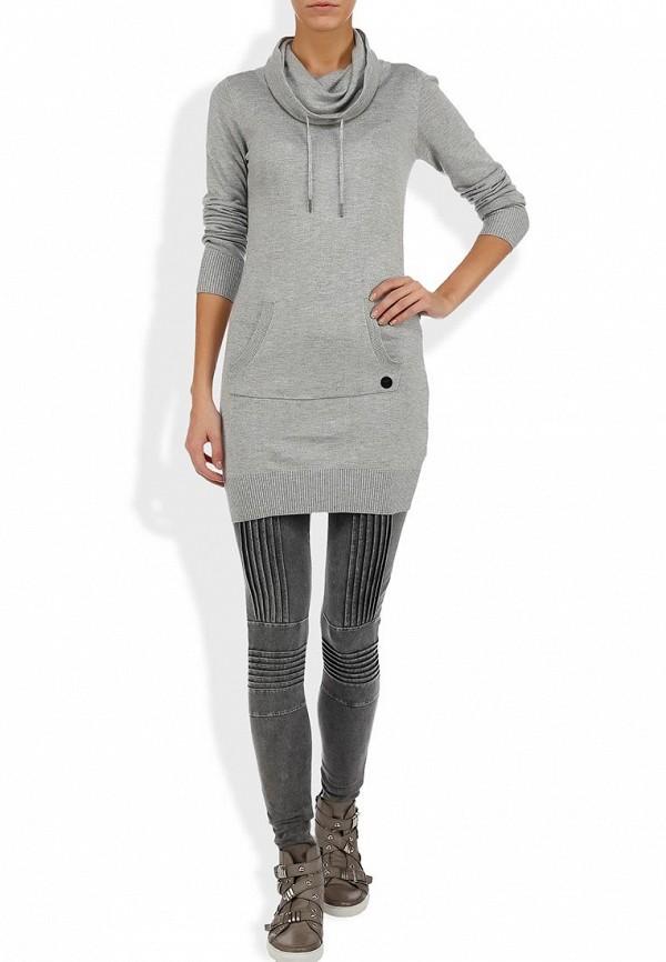 Платье-миди Bench 170.BLSA1524..GY001X: изображение 4