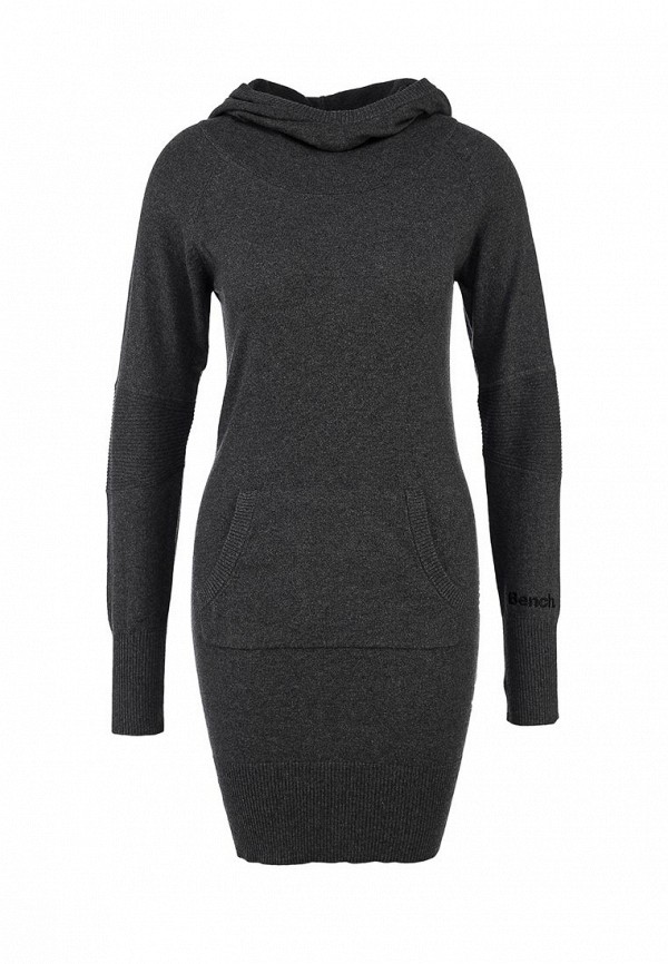 Платье-миди Bench 170.BLSA1575..GY006X: изображение 2