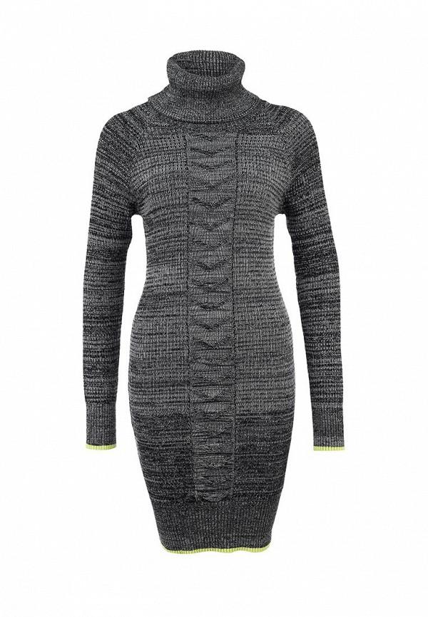 Вязаное платье Bench 170.BLSA1578..BK014: изображение 2