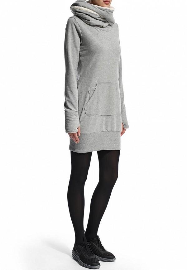 Платье-мини Bench 170.BLSA1586..GY001X: изображение 6
