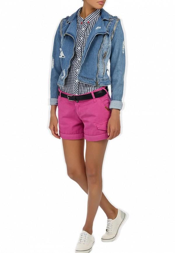 Женские шорты Bench BLLA0105: изображение 4
