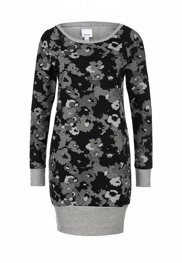 Платье-миди Bench 170.BLSA1509..GY001X: изображение 1