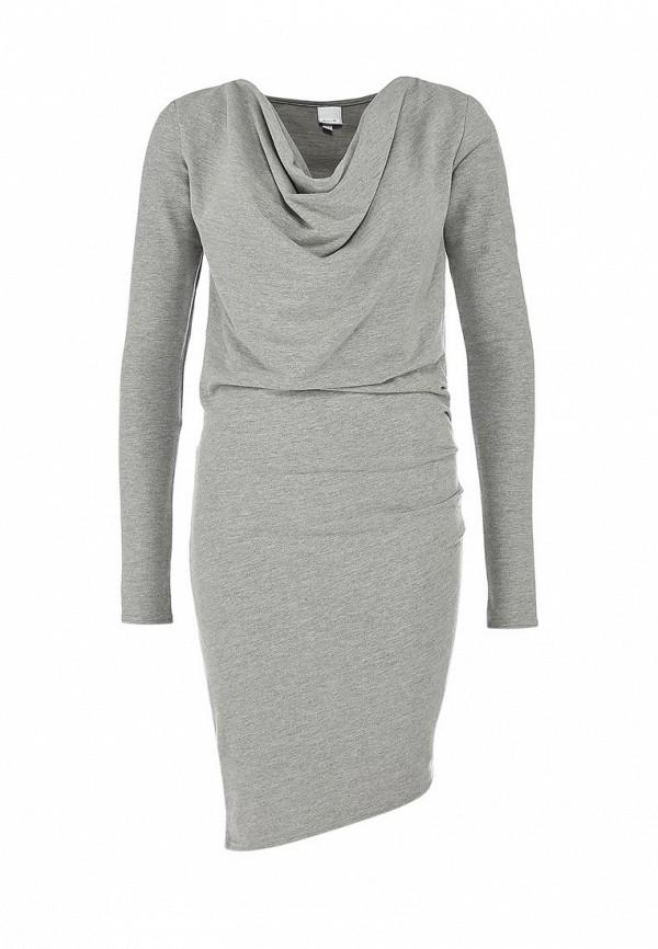 Платье-миди Bench 170.BLSA1520..GY001X: изображение 1