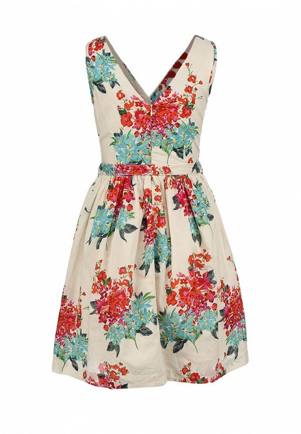 Платье-миди Best Mountain RBE1385F: изображение 3