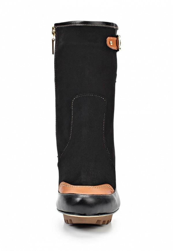 фото Ботильоны женские на каблуке Birinci BI007AWJC404, черные