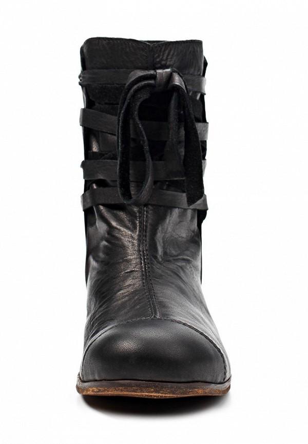 Ботильоны на каблуке Birinci 4305-black: изображение 4