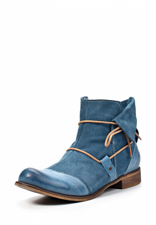 Женские ботинки Birinci 4001-blue: изображение 1