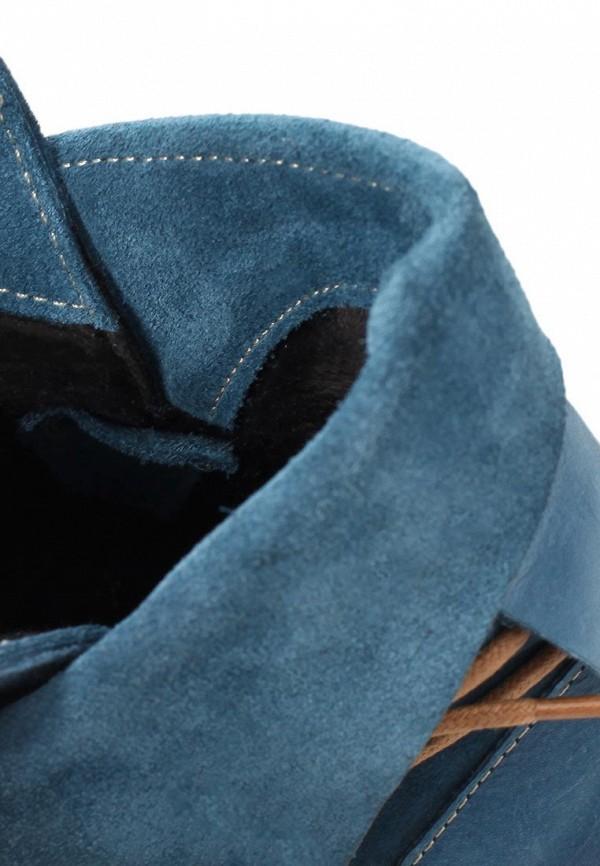 Женские ботинки Birinci 4001-blue: изображение 7