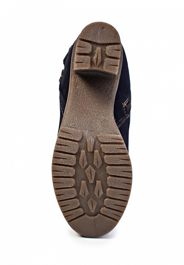 Сапоги на каблуке Birinci 02/2203-blue: изображение 3