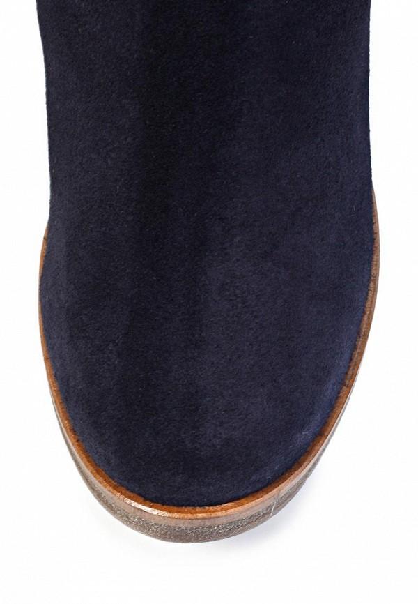 Сапоги на каблуке Birinci 02/2203-blue: изображение 6