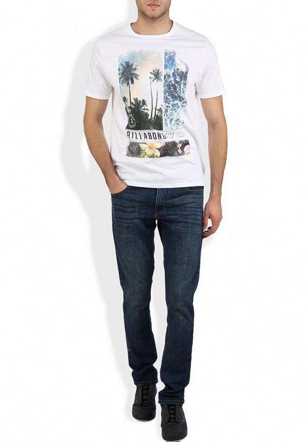 Спортивная футболка Billabong P1SS01: изображение 4