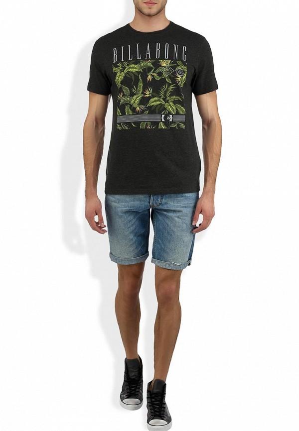 Спортивная футболка Billabong P1SS33: изображение 4