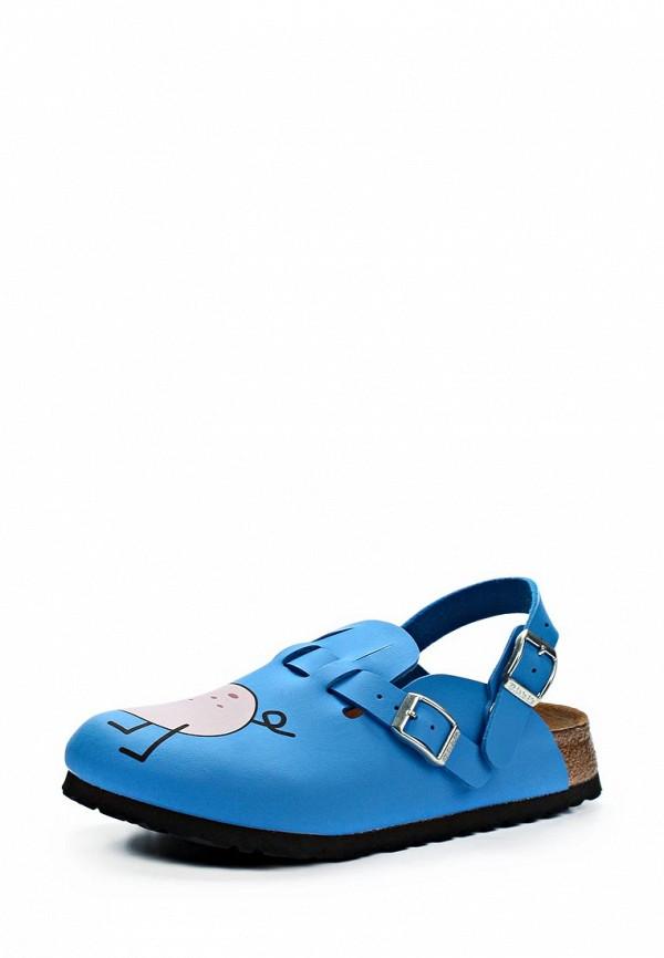 Сланцы для мальчиков Birki's 935603: изображение 1