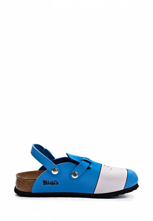 Сланцы для мальчиков Birki's 935603: изображение 5