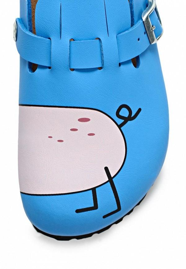 Сланцы для мальчиков Birki's 935603: изображение 6