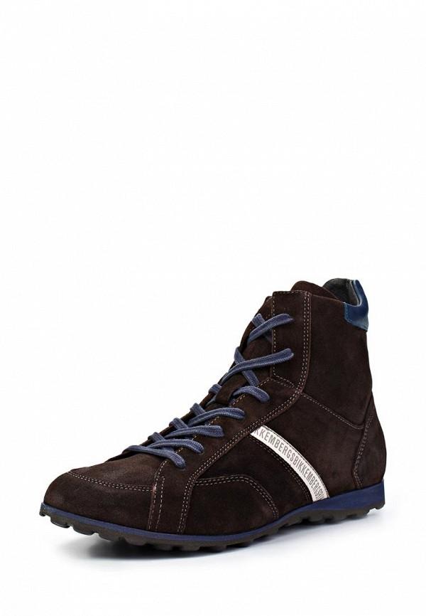 Мужские ботинки Bikkembergs BKE106046: изображение 1