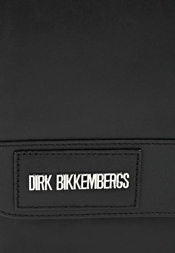 Сумка Bikkembergs DBASR027.0101: изображение 5