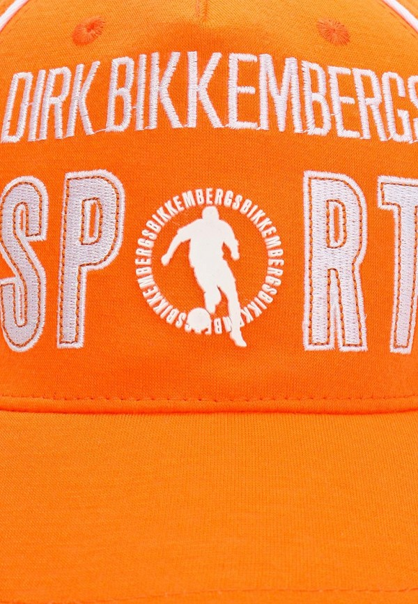 Бейсболка Bikkembergs D1BXA200899W351: изображение 4