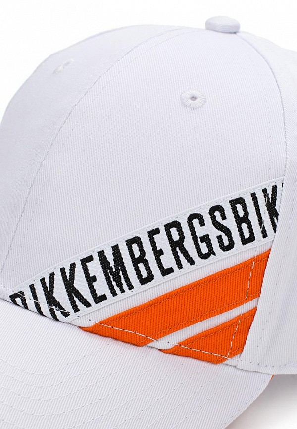 Бейсболка Bikkembergs D1B6W30P2671100: изображение 4