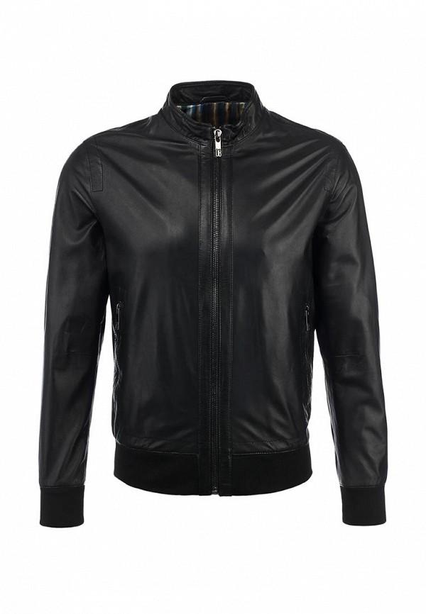 Кожаная куртка Bikkembergs D1DB9109665W999: изображение 1